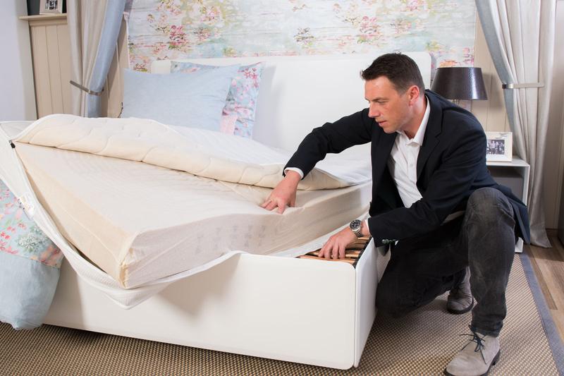Betten-Check bei Ihnen zu Hause