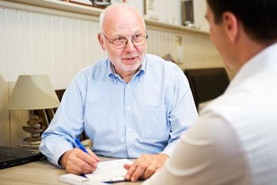 Die individuelle Beratung wird bei und groß geschrieben, deshalb nehmen wir uns gerne ausreichend Zeit für ein ausführliches Gespräch.