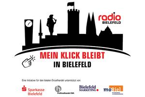 Mein Klick bleibt in Bielefeld