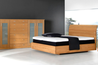 Traumwerk Möbel Bettgestell, Schränke, Kommoden und Nachttische