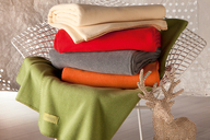 Soft-Fleece-Decke Sofadecke