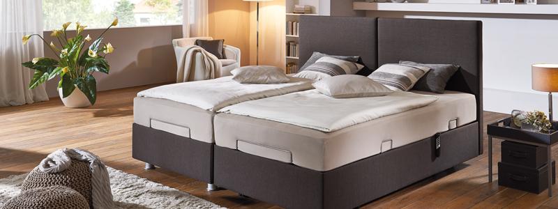 Betten für mehr Lebensqualität, Individualität und Funktionalität